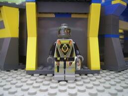Cyborg P03-N1X