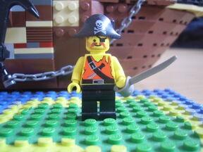 Captain Murdock Pegleg