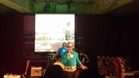 The Aquabats - Look at Me (I'm a Winner) Live at Viva Ska Vegas