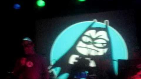 The Aquabats - Hey Homies! live in San Francisco, CA. 02 12 11.-0