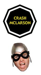 Crash badges