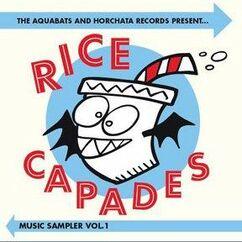 Rice capades album cover