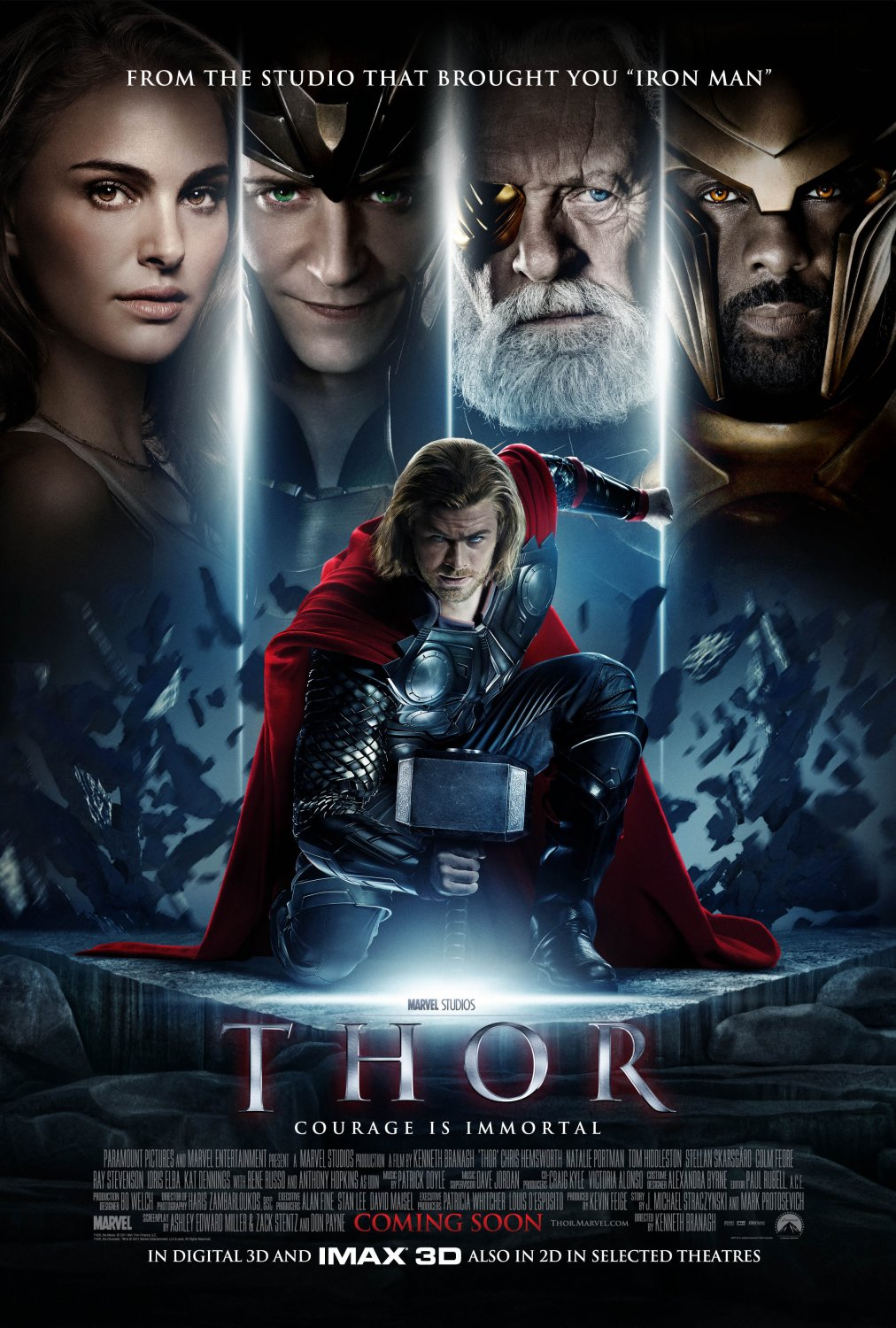Thor (movie) | The Avengers Movie Wiki | FANDOM powered by ...