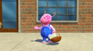 The Backyardigans Flower Power 3 Uniqua