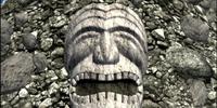 Very Heavy Tiki Mask