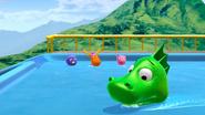 The Backyardigans Amazing Splashinis 24 Sea Monster