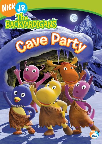 Backyardigans Cave Party [Latino][DVD 5]