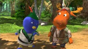 Backyardigans - 56 - Robin Hood the Clean