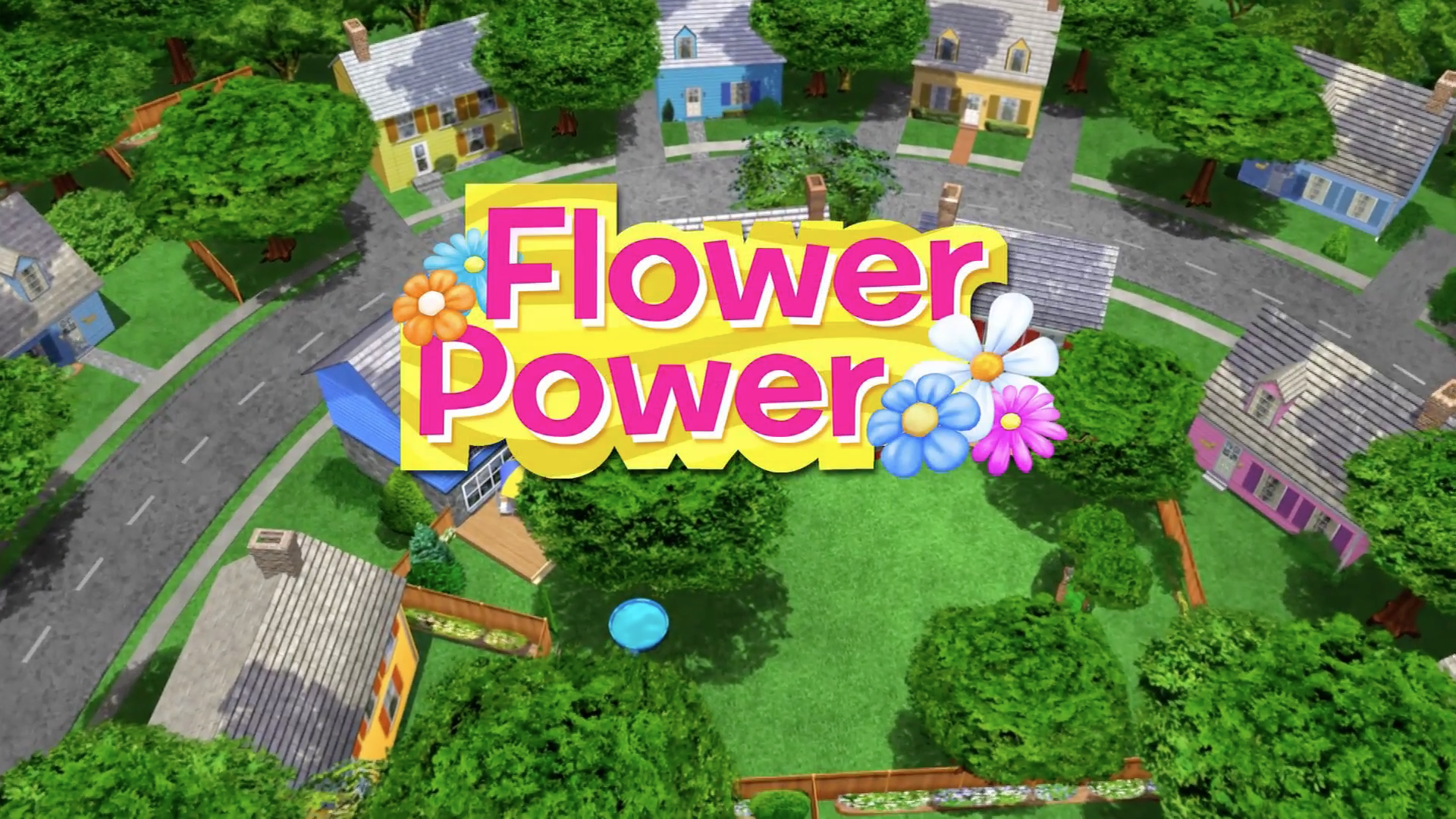 Game Flower Power
