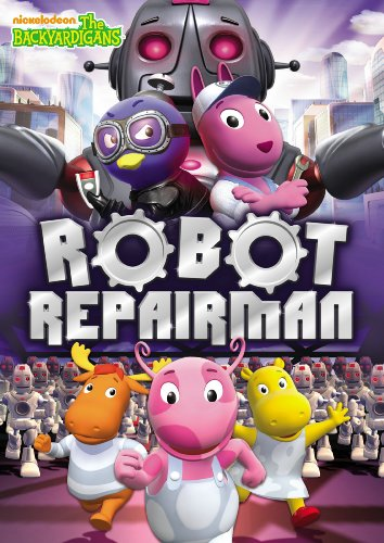 The Backyardigans: Robot Repairman [Latino][DVD 5]