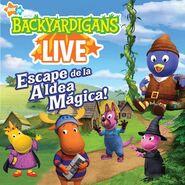 Escape de la Aldea Mágica! Spanish Title