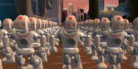 Mega City Robots