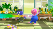 The Backyardigans Flower Power 12 Uniqua