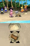 The Backyardigans Game Main Characters Cast Uniqua Pablo Tyrone Tasha Austin Pirate Treasure