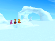 The Backyardigans The Yeti 9 Uniqua Tyrone Tasha