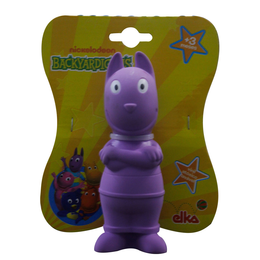 The Backyardigans Austin Non-Poseable Figure By