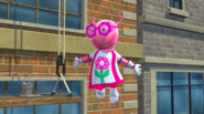 The Backyardigans Flower Power 16 Uniqua