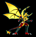 Hex Lumino Dragonoid
