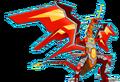 Pyrus IronDragonoid