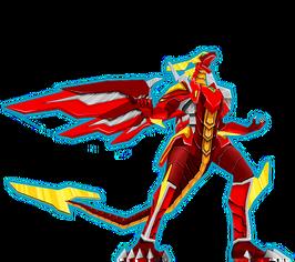 Pyrus MetaDragonoid