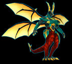 Pyrus Hex Cance Dragonoid