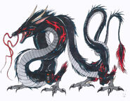 Dragon form Ventus Killer