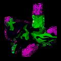 Darkus Cyborg Avior (Ball Form)