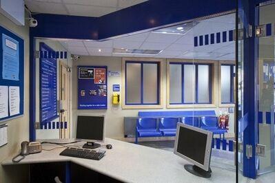 Reception Desk Pod 1
