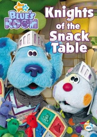 Knights Of The Snack Table Dvd Blue S Clues Wiki