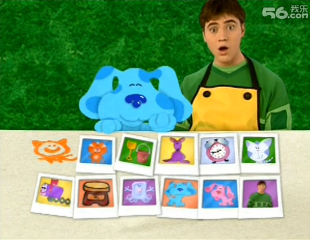 Image - Colors Everywhere 012.jpg | Blue's Clues Wiki ...