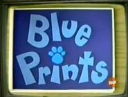 """""""Blue Prints"""" Title Card"""