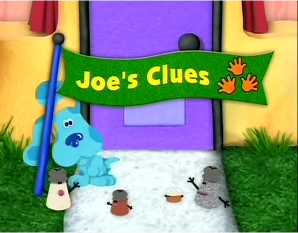 blue clues meet joe wiki