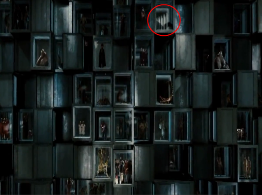 Creeping Shadow The Cabin In The Woods Wiki Fandom