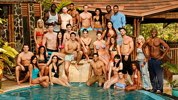The Challenge- Rivals (Cast)