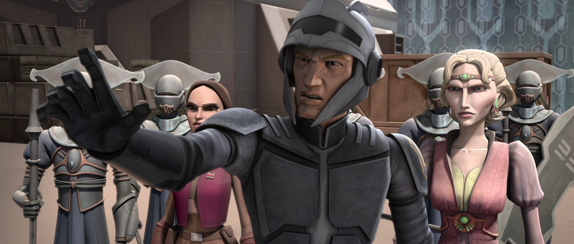 Star Wars: The Clone Wars - May 3rd
