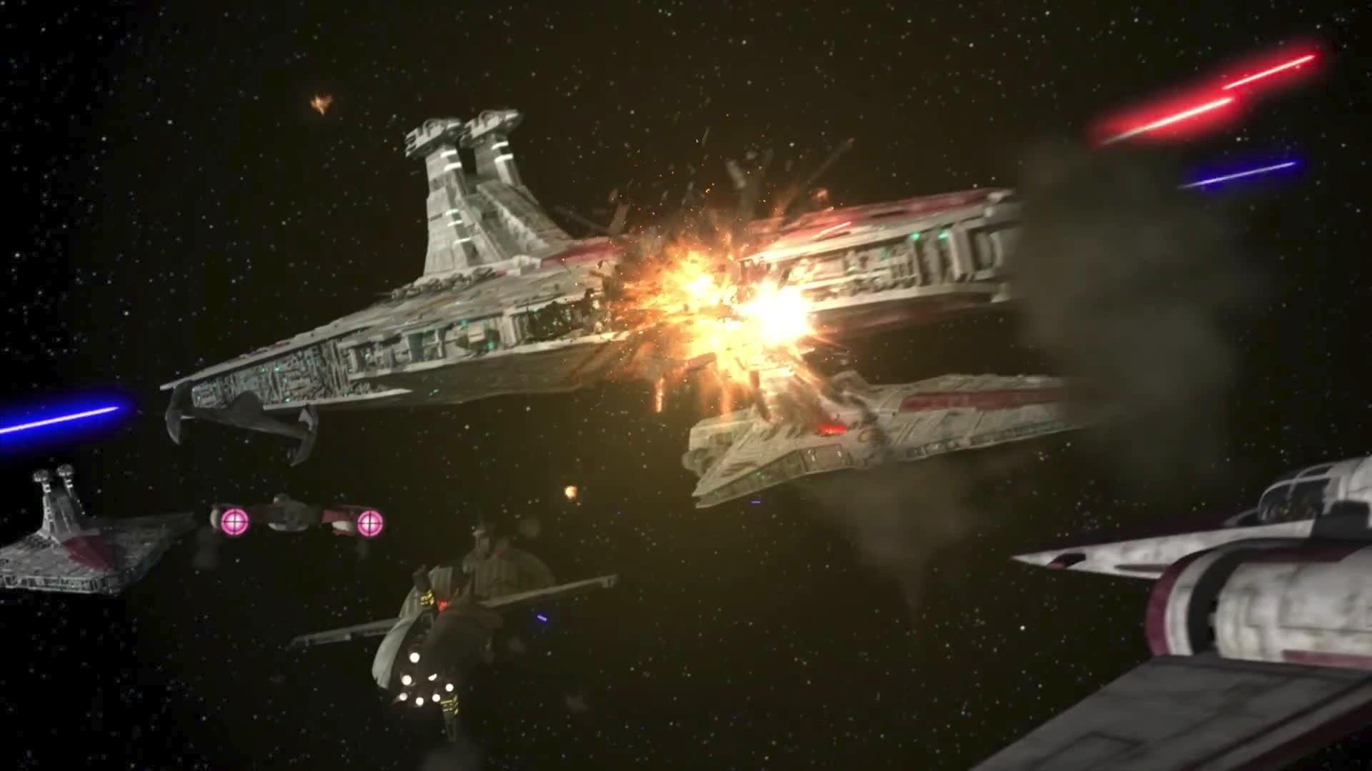 Attack on Obi-Wan Keno...