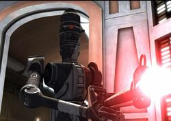 Unidentified Assasin Droid (Cad Bane)