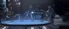 Captain Lock Hologram