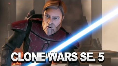 Star Wars Clone Wars - Season 5 Trailer 2
