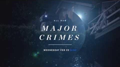 Major Crimes S5 Winter Promo