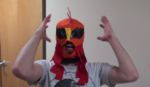 Chicken Lucha Joe