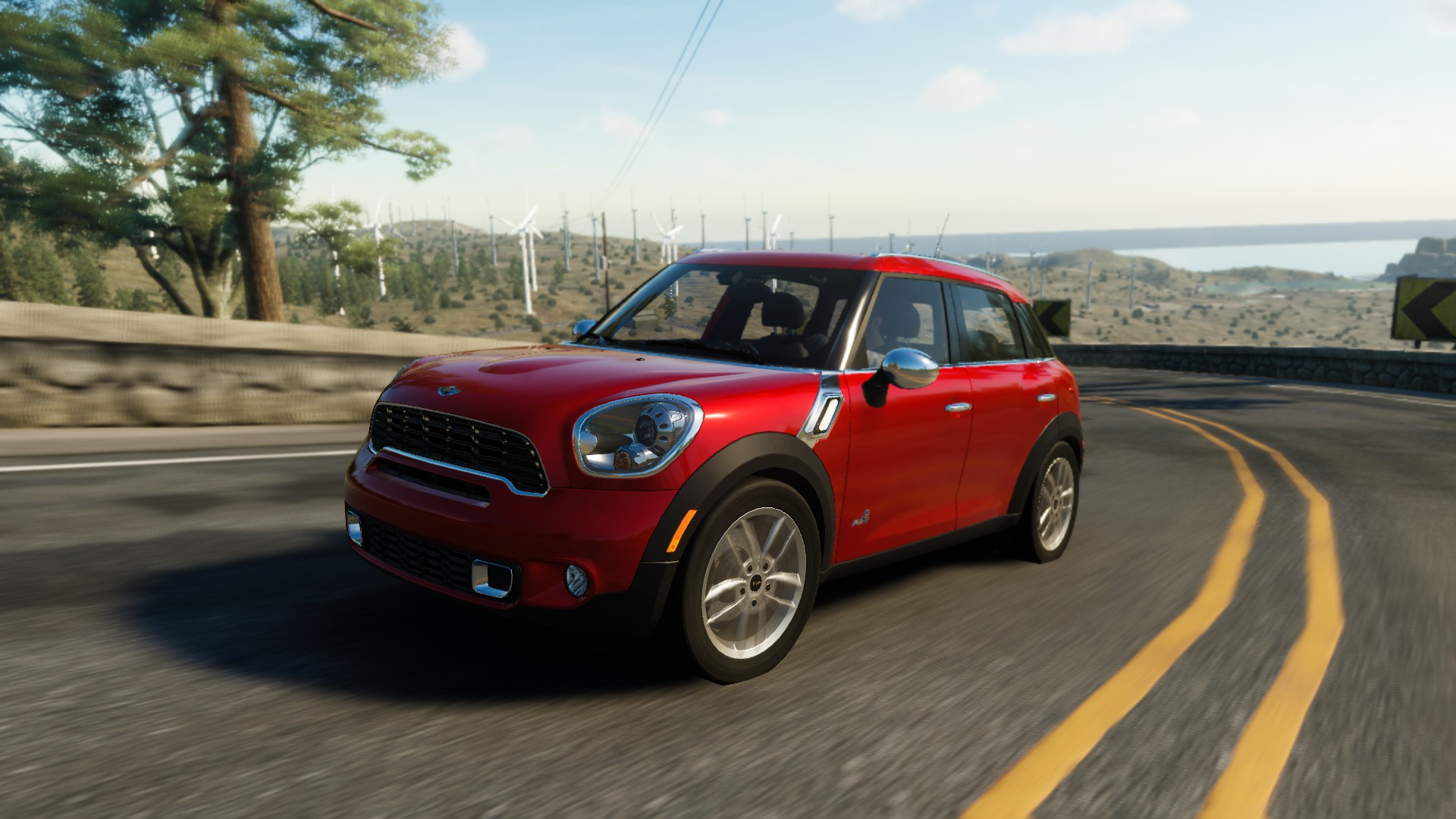 mini cooper s countryman all4 the crew wiki fandom powered by wikia. Black Bedroom Furniture Sets. Home Design Ideas