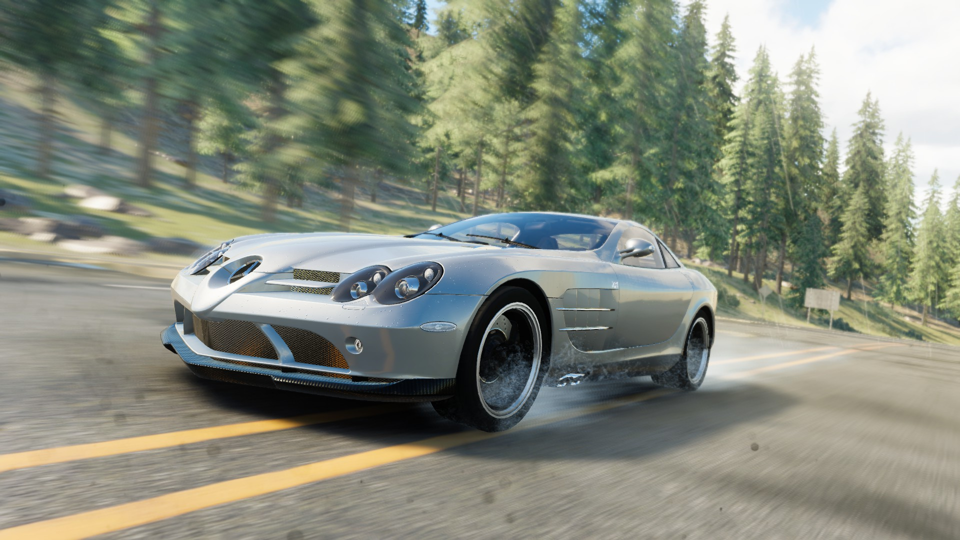 Mercedes benz slr mclaren 722 edition the crew wiki for Mercedes benz slr mclaren price