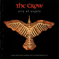 The Crow City of Angels soundtrack cover