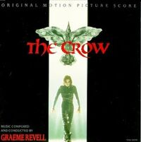 The Crow score cover