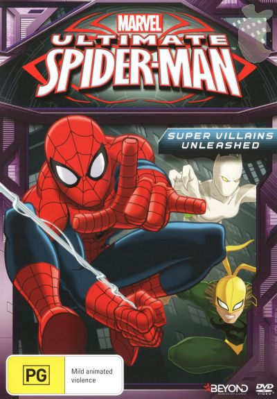 Ultimate Spider-Man: S...