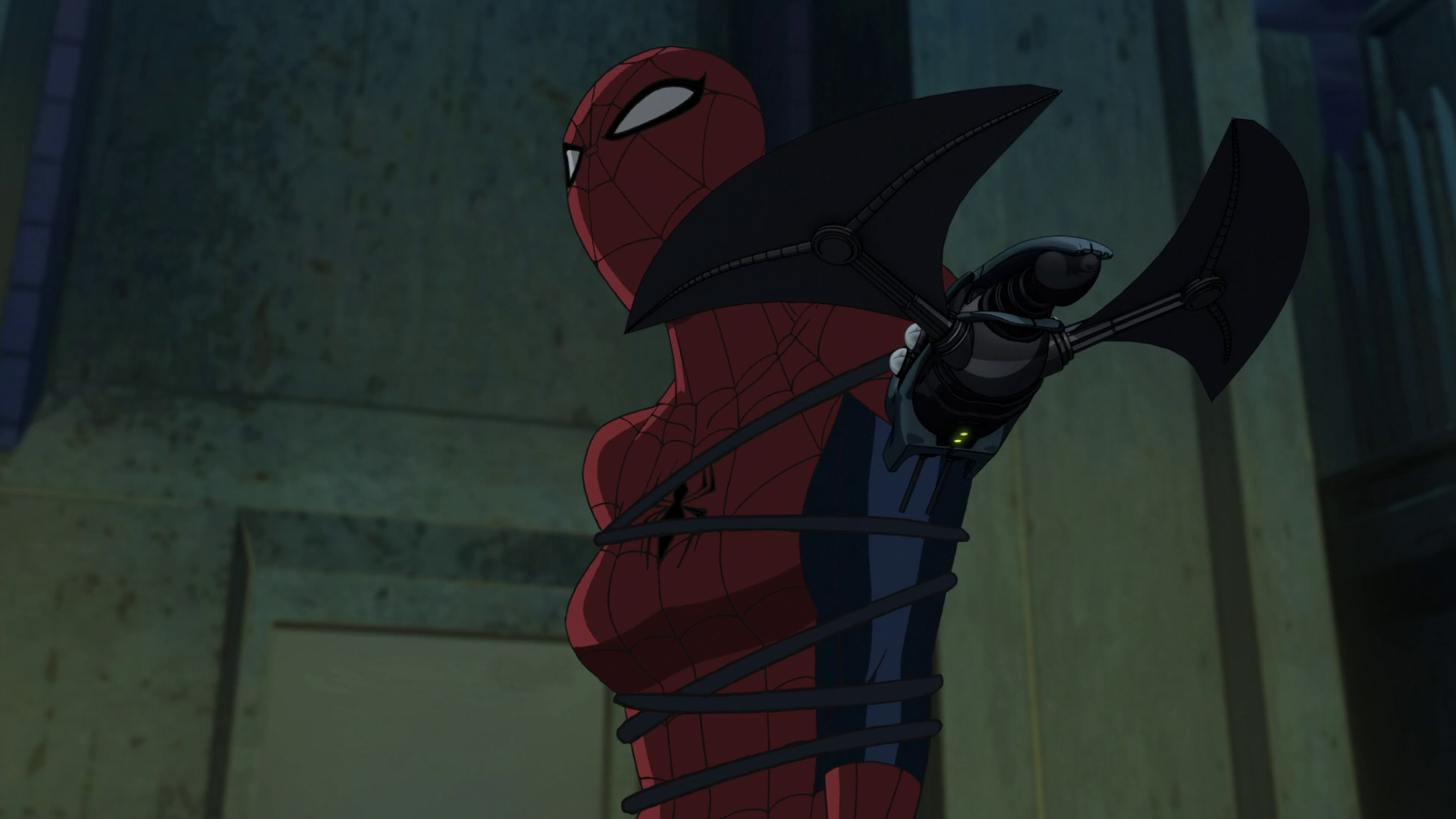 image spidergirl caught usmwwpng ultimate spiderman