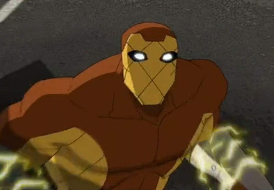 Shocker | Ultimate Spider-Man Animated Series Wiki ...