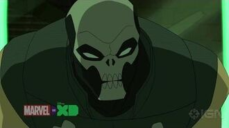 Ultimate Spider-Man Series Finale Facing off With Crossbones and Scorpion