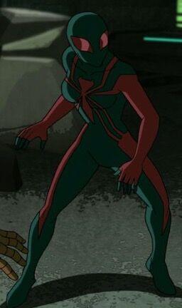 MJ-SpiderWoman